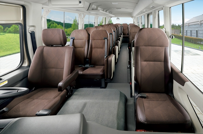Toyota to launch all-new Coaster model after 24 years | Autodeal