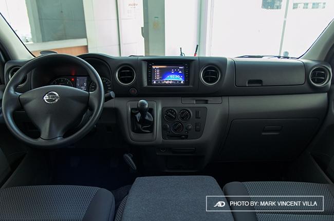 Nissan Nv Passenger >> Luxury in Transit: The Nissan NV350 Urvan Super Elite ...