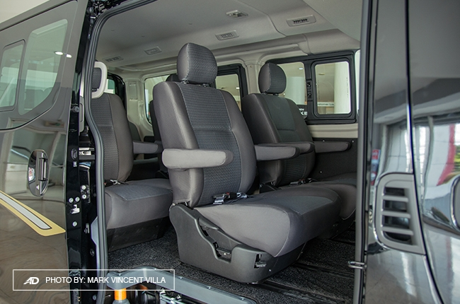 2018 nissan urvan nv350. interesting 2018 in addition to the entertainment lcd monitor also serves as  display for reverse camera and guess what it has night vision to 2018 nissan urvan nv350