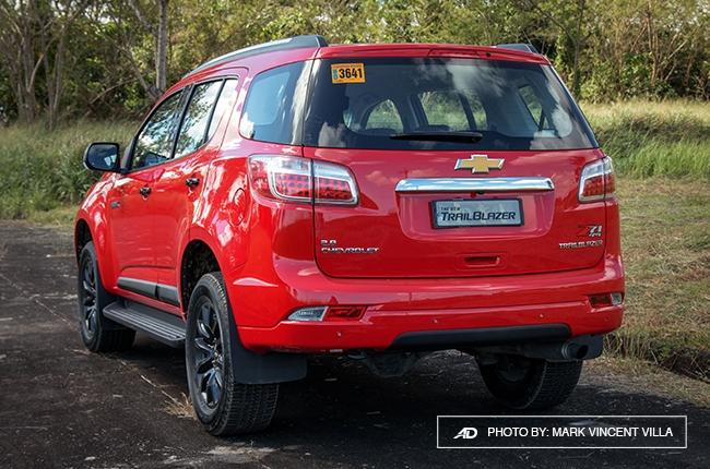 Review 2017 Chevrolet Trailblazer 4x4 Z71 Autodeal Philippines