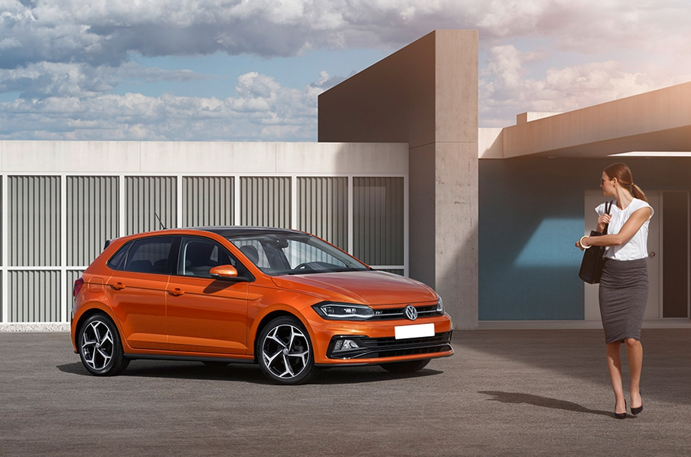 831db24b7bcdc Volkswagen officially reveals 6th generation Polo hatchback