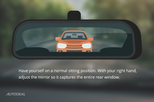 How to properly adjust your side and rearview mirrors ...