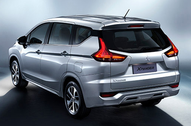 Mitsubishi officially launches all-new Xpander MPV