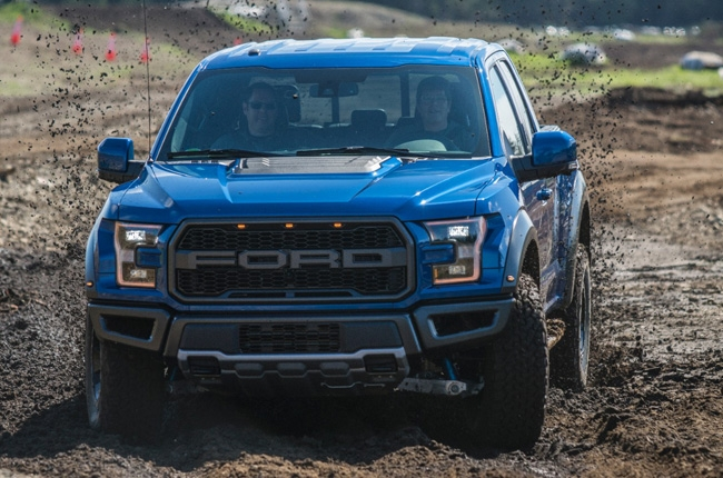 In Case You Didnt Know The Raptor Model Name Is Taken From Ford F 150 Photo Shown Above Which Powered By A 35L EcoBoost Engine That