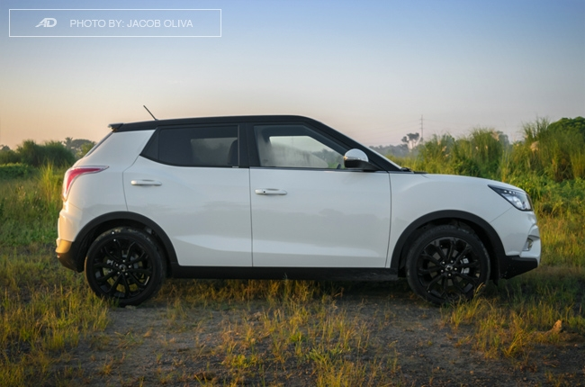 Review 2018 Ssangyong Tivoli 1 6 Sport R At Autodeal