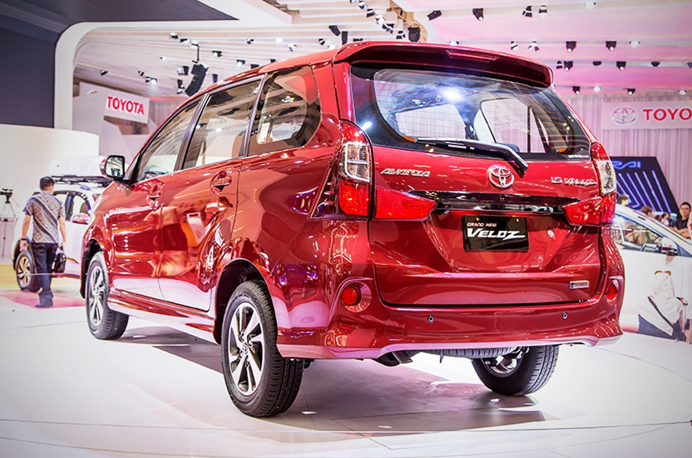 2018 Toyota Avanza - New Car Release Date and Review 2018 ...