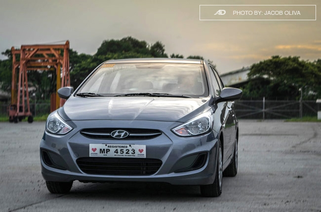 Review: 2017 Hyundai Accent Hatchback 1 6 CRDi GL AT | Autodeal