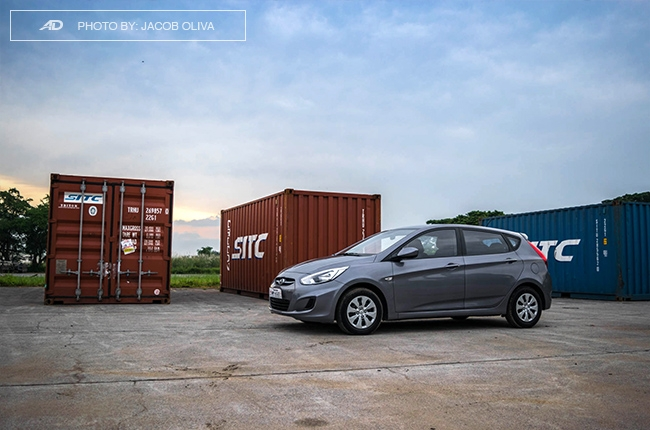 Review: 2017 Hyundai Accent Hatchback 1 6 CRDi GL AT | Autodeal
