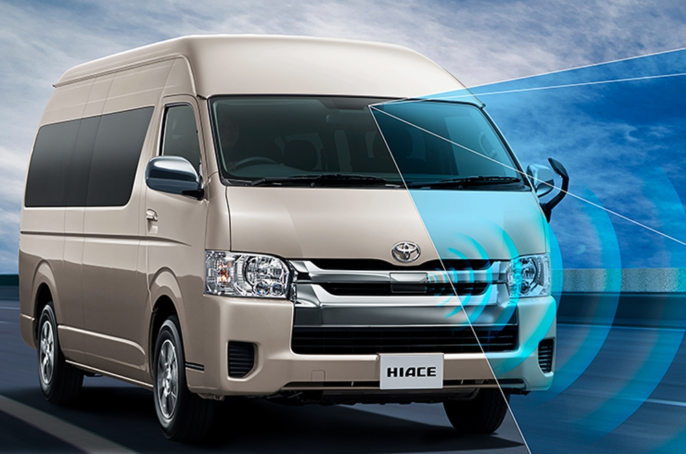 Toyota updates Hiace with new engines, safety features | Autodeal