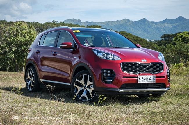 Review 2017 Kia Sportage 2 0 Gt Line Awd Autodeal Philippines
