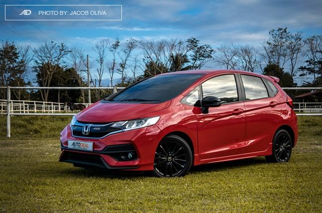 Review 2018 Honda Jazz 15 Rs Navi Cvt Autodeal Philippines