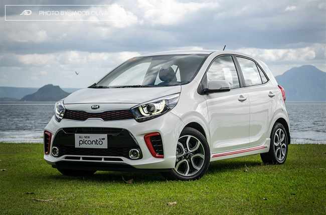 Review 2018 Kia Picanto 1 2 Gt Line At Autodeal Philippines