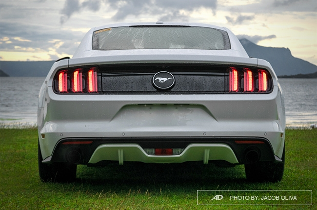 2017 Ford Mustang EcoBoost Review