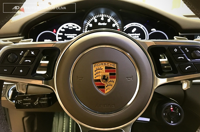 Porsche Panamera Sport Turismo Philippines