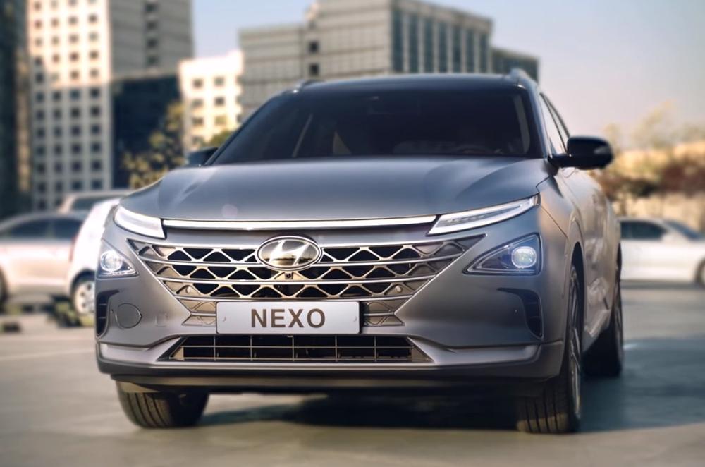 Hyundai NEXO front