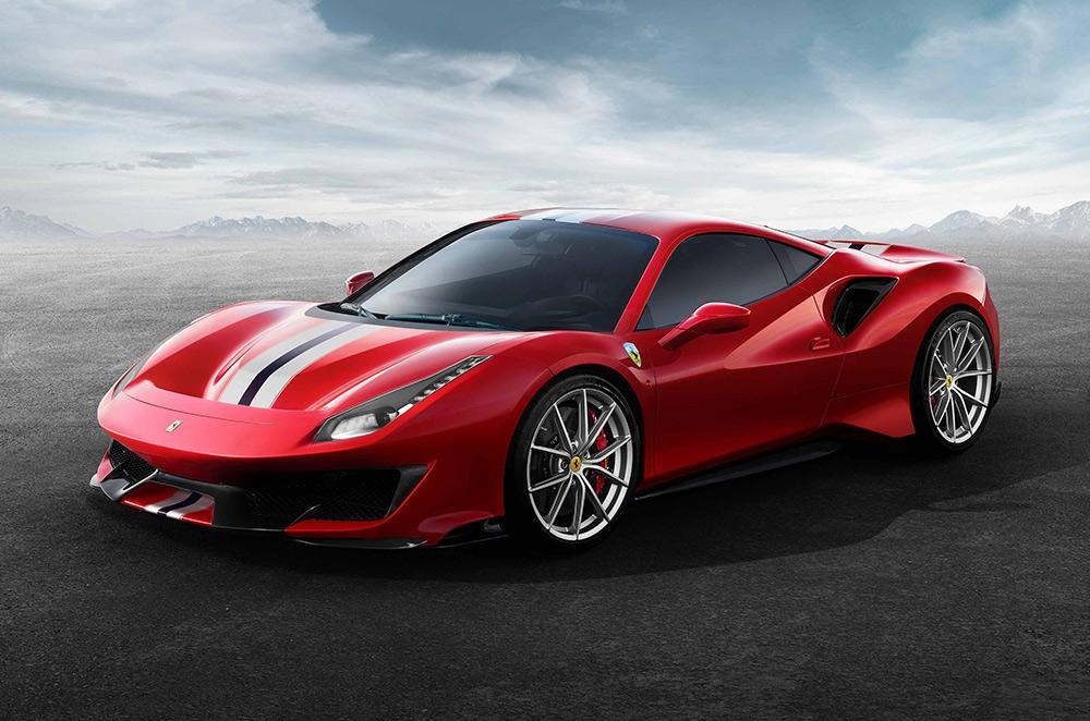 Ferrari 488 Pita