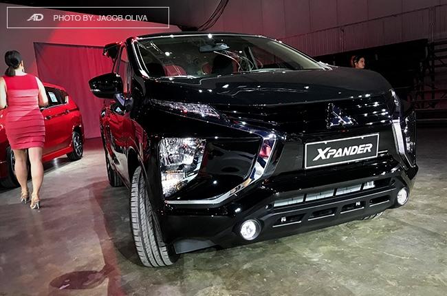 mitsubishi xpander philippines launch