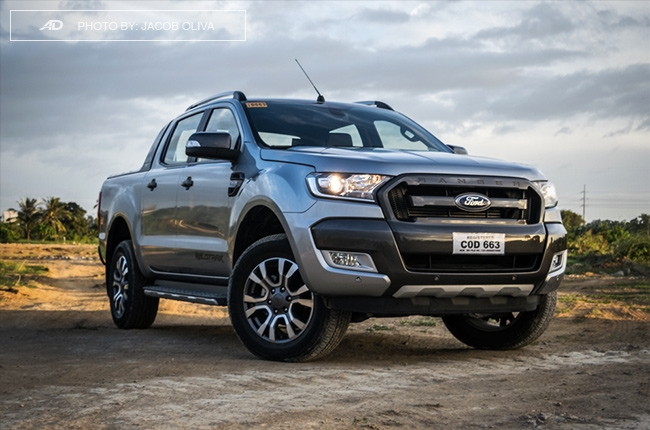 review ford ranger wildtrak philippines