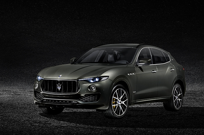 2018 Levante GranSport