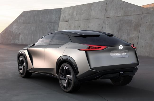 Nissan IMx KURO rear