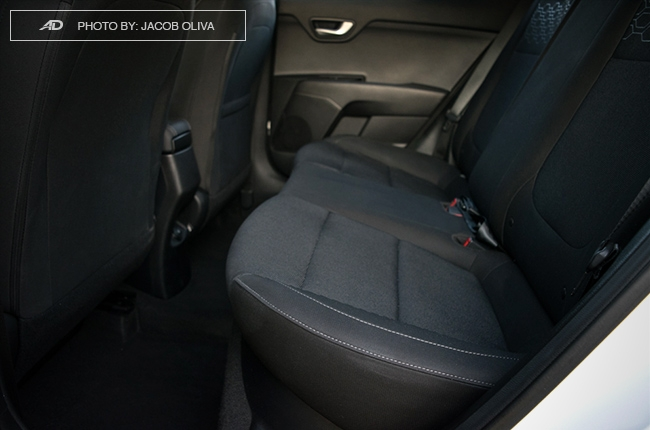 review kia rio hatchback interior philippines