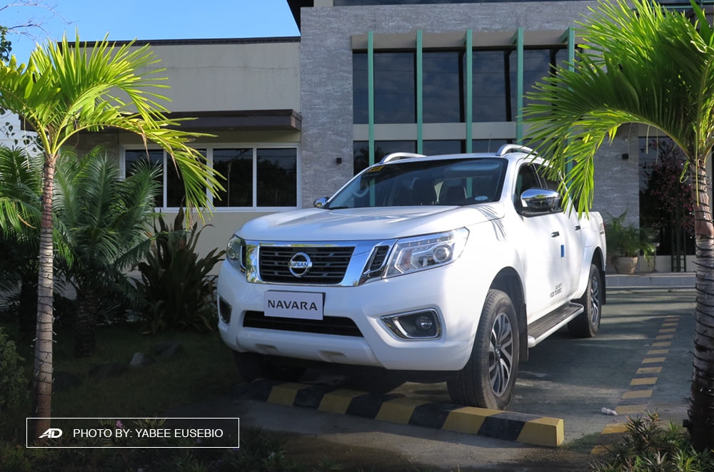 Nissan Navara Front Nissan Intelligent Mobility Around View Monitor