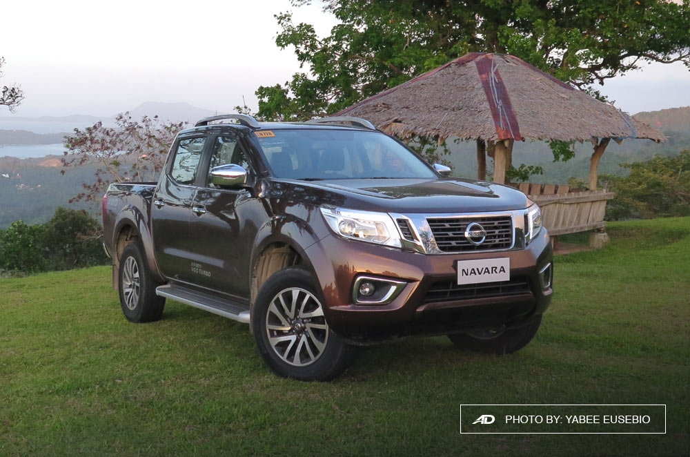 Nissan Navara Nissan Intelligent Mobility Around View Monitor