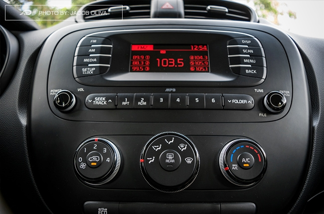kia soul philippines review head unit
