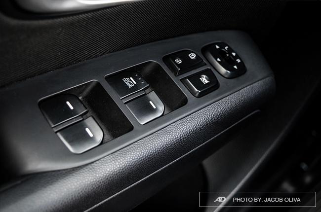 kia soul philippines review door buttons