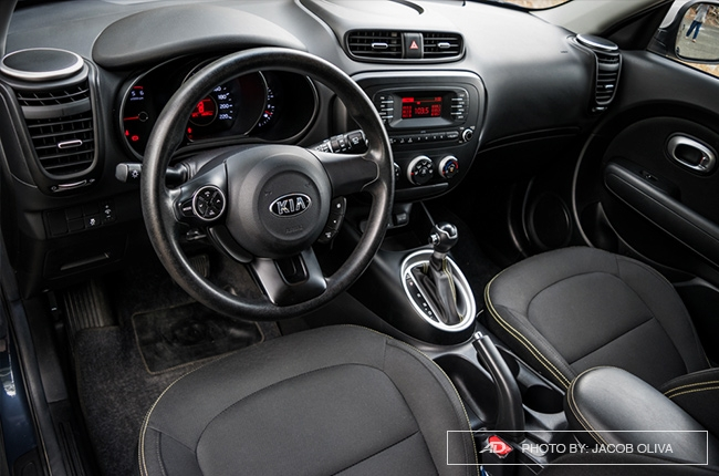 kia soul philippines review dashboard