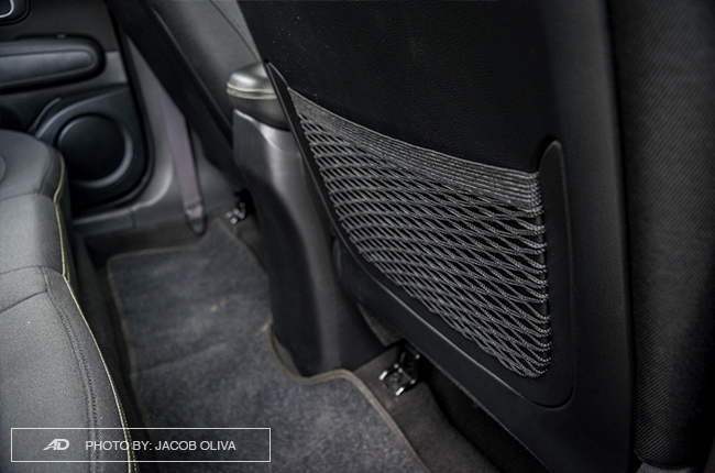 kia soul philippines review rear seats