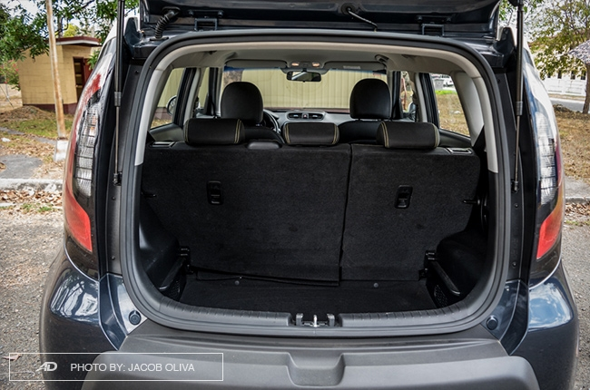 kia soul philippines review trunk