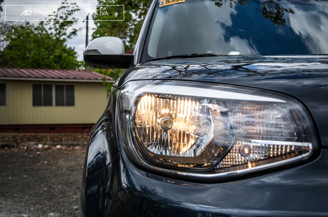 kia soul philippines review headlights