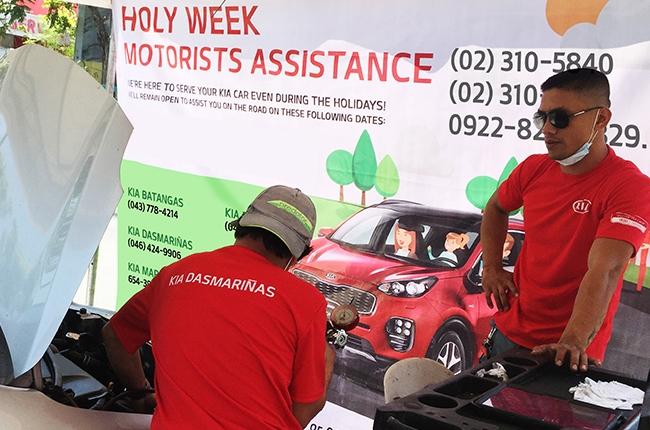 Kia Motorist Assistance Program