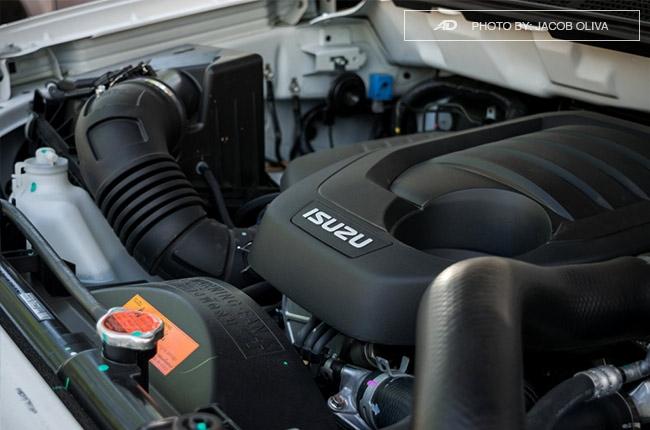 2018 Isuzu mu-x 1.9 RZ4E engine turbo