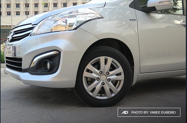 2018 Suzuki Ertiga Wheels