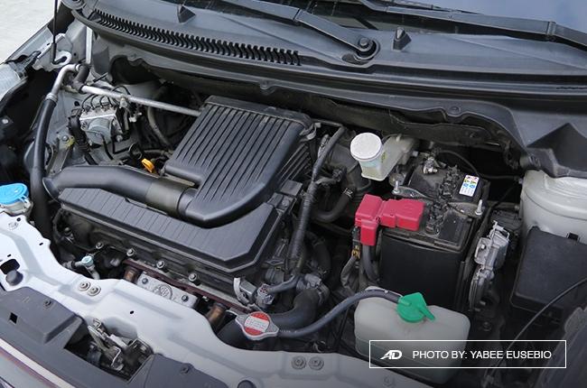 2018 Suzuki Ertiga Engine