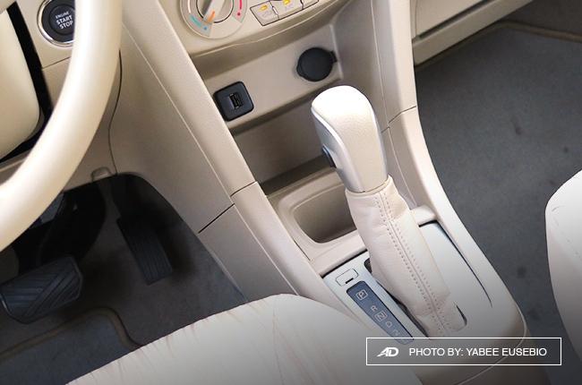 2018 Suzuki Ertiga Transmission