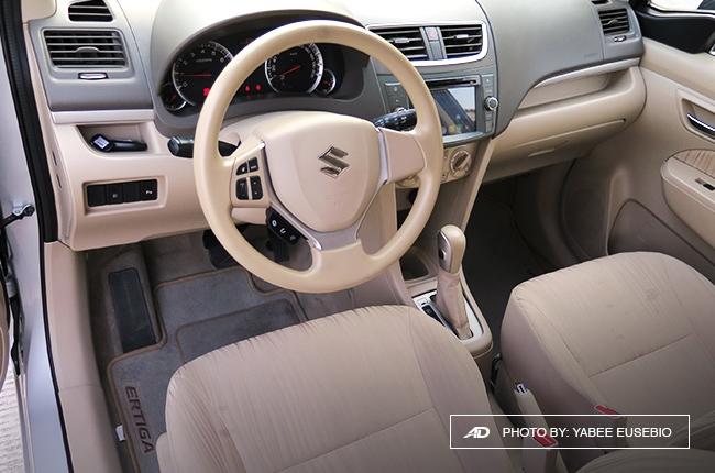 2018 Suzuki Ertiga Driver's Seat