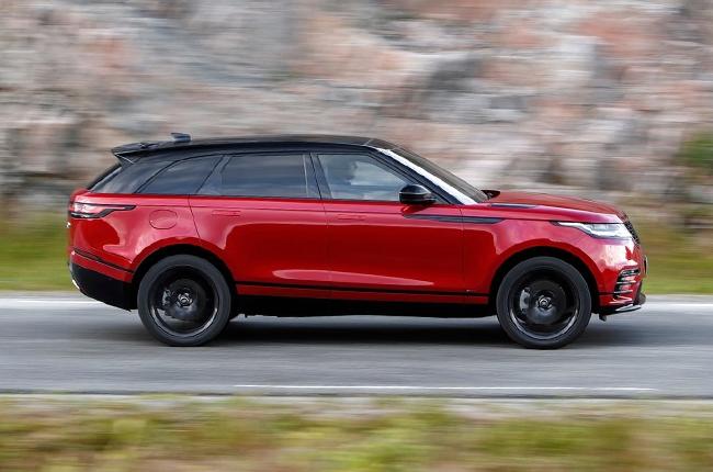 2018 Land Rover Range Rover Velar Side