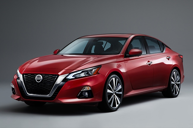 2019 Altima Sets The New Face Of Nissan Sedans Autodeal