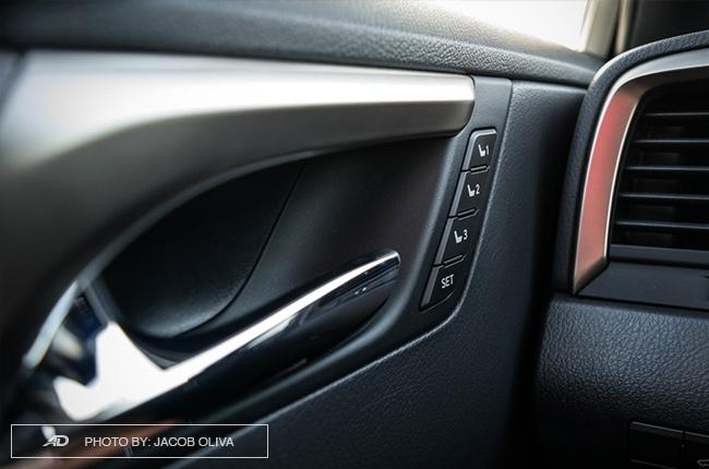 2018 Lexus RX 350 F Sport memory seats