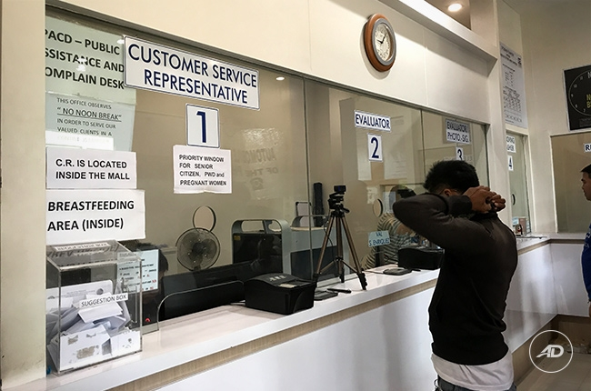 5 years driver's license renewal philippines office