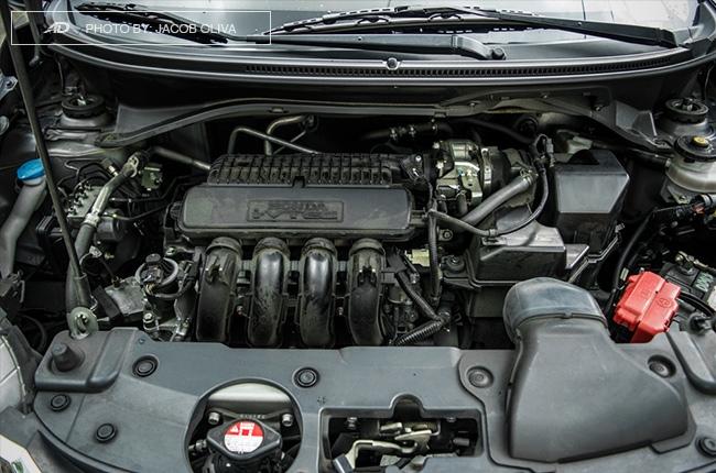 2017 Honda BR-V Modulo engine
