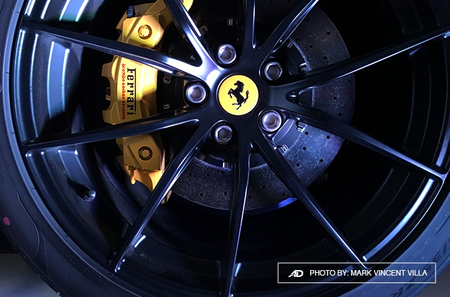 Ferrari 812 Superfast Philippines wheels