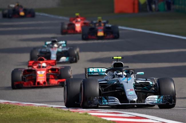 2018 Formula 1 Chinese Grand Prix
