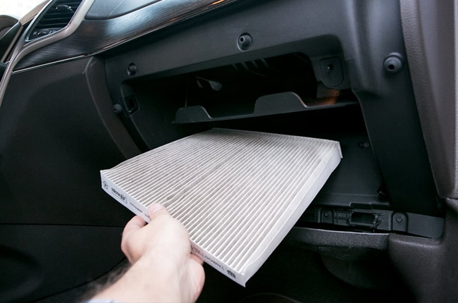 Air Conditioning Cabin Filter