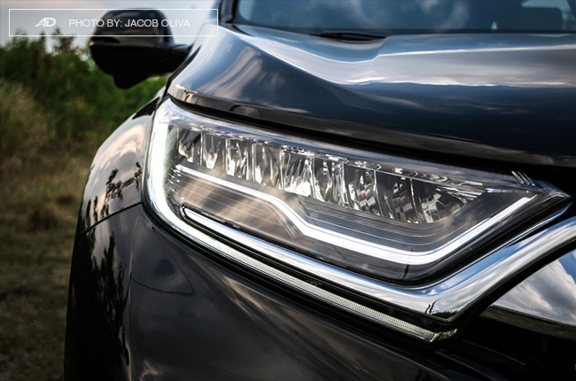 2018 Honda CR-V Gasoline headlights