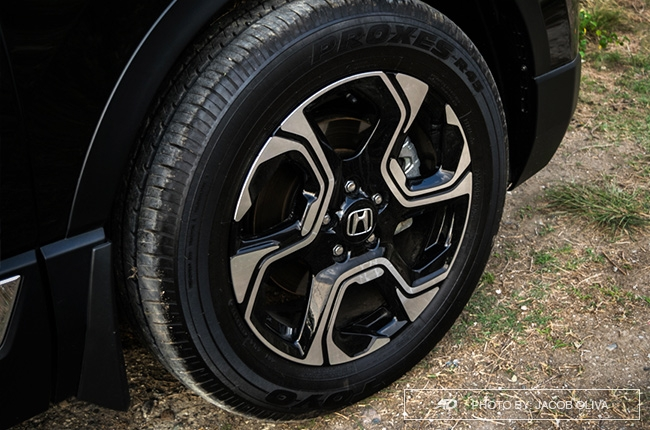 2018 Honda CR-V Gasoline wheels