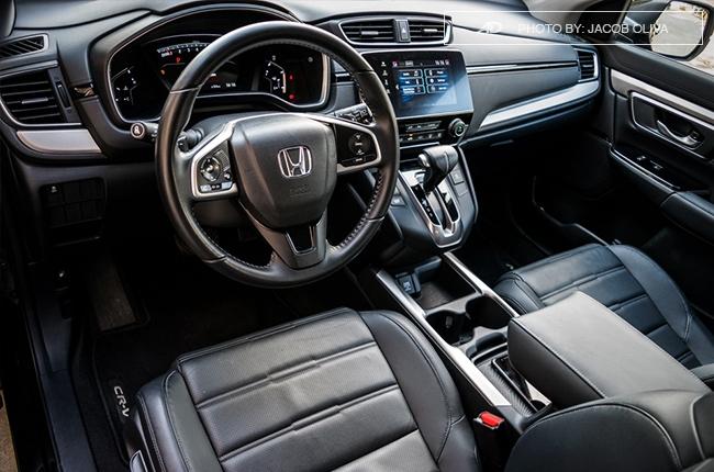 2018 Honda CR-V Gasoline cabin